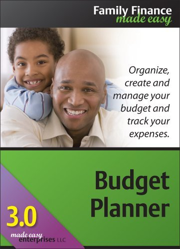 Budget Planner 3.1 for Mac [Download] by Made Easy Enterprises LLC