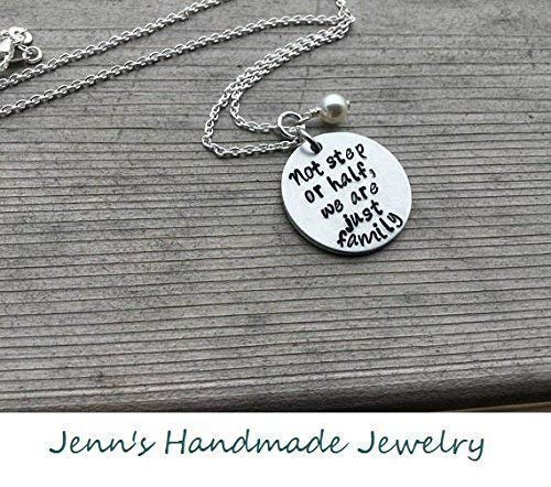 Hand-Stamped Bangle Braceletlet it be with your choice of bead