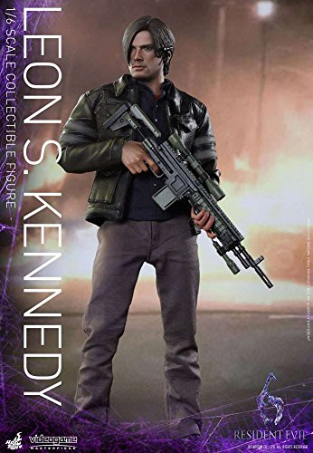 [Hot Toys Resident Evil 6 Leon S. Kennedy 1/6 Scale 12