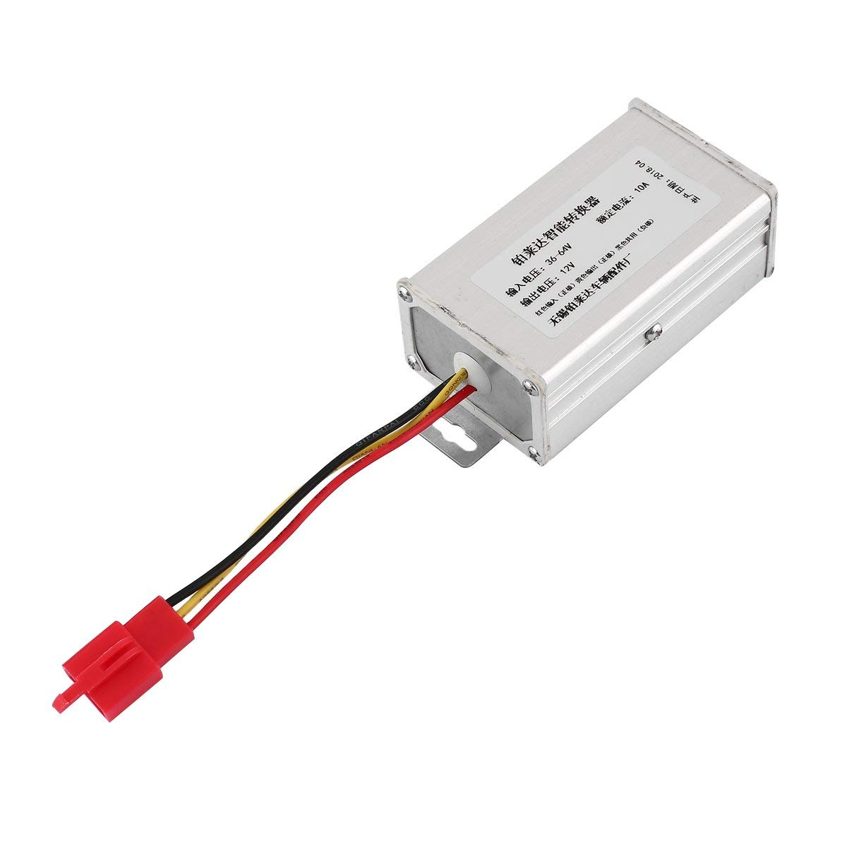 Electric Vehicle Transformer Intelligent DC Converter Adapter 48V To 12V Gugutogo