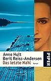 Das letzte Mahl: Roman (Hanne-Wilhelmsen-Reihe, Band 6)