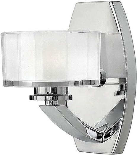 Hinkley Meridian Collection Contemporary Modern One Light Bathroom Vanity Fixture