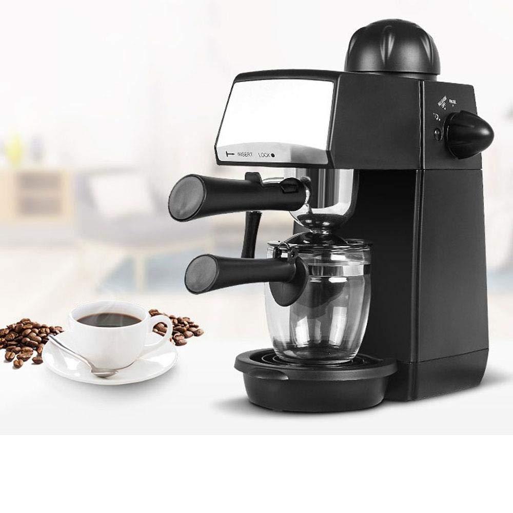 DRWXLPD Cafetera eléctrica, diseño Robusto de Acero Inoxidable ...