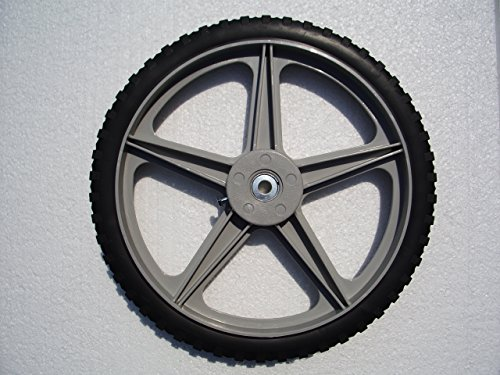 Tennis Ball Mower - Replacement Rear Wheels for Playmate Ball Mower