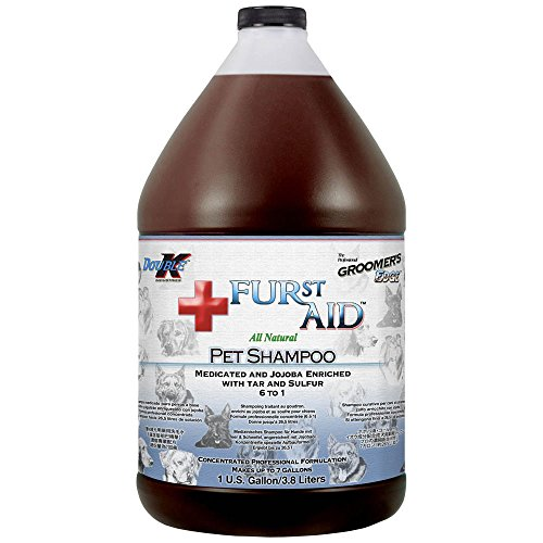 - Groomers Edge Furst Aid Shampoo 1 Gallon
