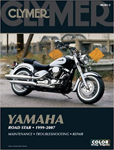 Yamaha road star 1999 2007 manual does not cover xv1700p war clymer yamaha road star 1999 2007 manual does not cover xv1700p war clymer color wiring diagrams 2nd edition fandeluxe Images