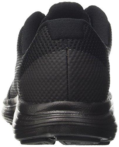 Nike Kids Revolution 3 (gs) Scarpe Da Corsa Nero / Nero