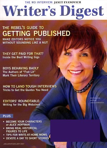 Writers Digest [Print + Kindle]