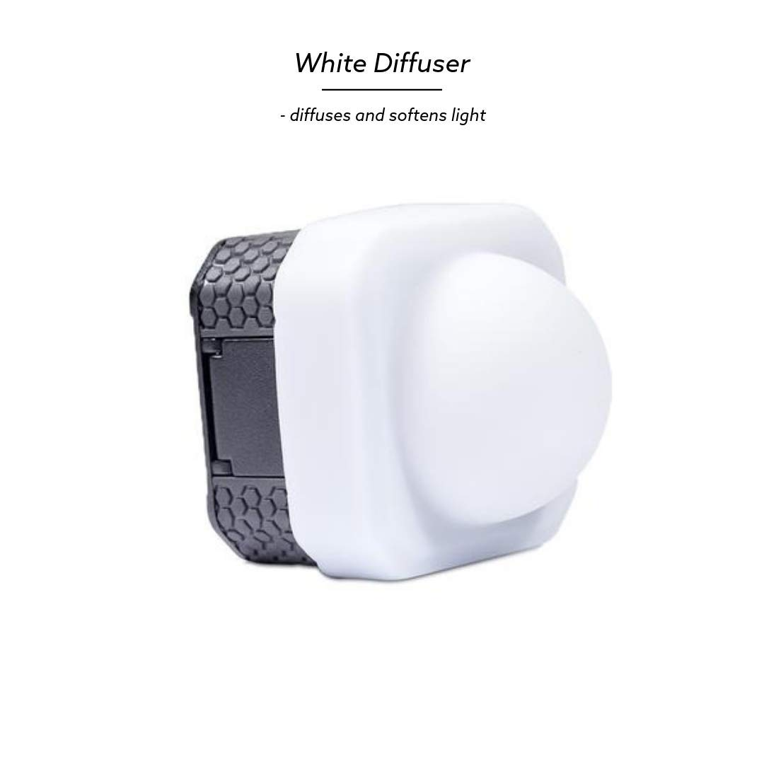 Lume Cube AIR LED Light for Photo, Video & Content Creation - Two Pack by LUME CUBE (Image #5)