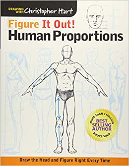 Figure It Out Human Proportions Draw The Head And Figure Right