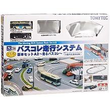 The Moving Bus System Basic Set A2 (HINO Blue Ribbon City Hybrid,Osaka Municipal Transportation Bureau)