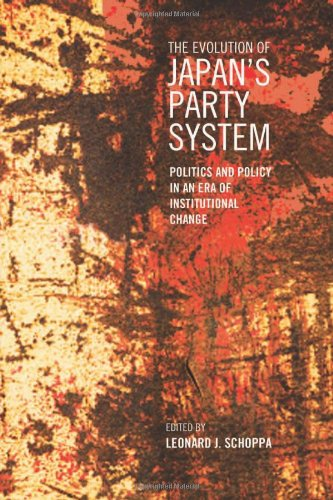 The Evolution of Japan's Party System: Politics and...
