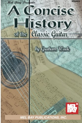Mel Bay Concise History of the Classic Guitar