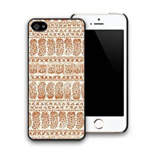 Aztec Tribal Harvest Paisley Pattern Hard Plastic Back Case Cover Skin for iphone 5/5s?