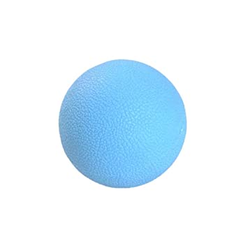 f/ür Physiotherapie punktuellen Behandlung von Verspannung /& Verh/ärtungen /ähnlich dem Faszientraining ideal als Massageball /& Faszienball Lacrosse-Ball Faszienrolle Rehasport /& Fitness 6cm /Ø