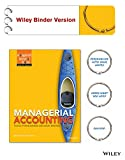 img - for Managerial Accounting: Tools for Business Decision Making 7e Binder Ready Version + WileyPLUS Registration Card book / textbook / text book