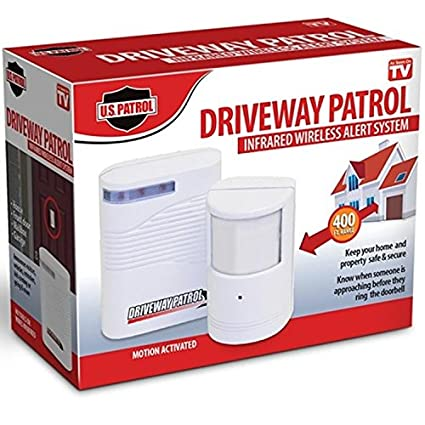 JNE Driveway Patrol