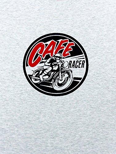 Cafe Racer Motor Cycle T-Shirt–Größe S (34bis 91,4cm)–