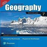 Longman Geography - 2017 Coursebook (4E) for ICSE Class 7