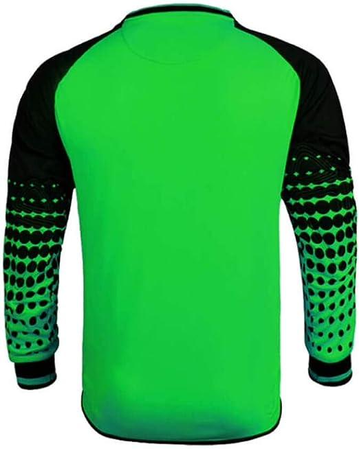 Amazon.com: Conjunto de uniforme de portero – incluye jersey ...