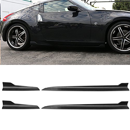 Nissan 350z Side Skirts - 8