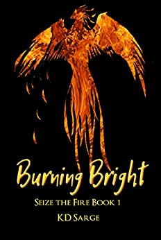 Burning Bright: Seize the Fire Book 1 by [Sarge, KD]