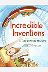 Incredible Inventions Hardcover