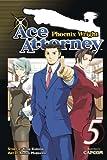 Phoenix Wright: Ace Attorney 5, Kenji Kuroda, 1935429612