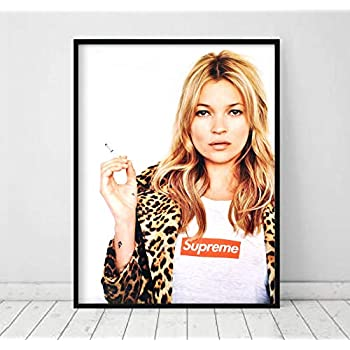 """inch 34 KATE MOSS Poster Wall Print 24/"""" x 36/"""""""