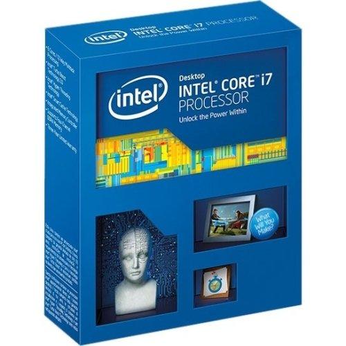 "Intel, Core I7 5820K 3.3 Ghz 6-Core 12 Threads 15 Mb Cache Lga2011-V3 Socket Box ""Product Category: Computer Components/Processors"""