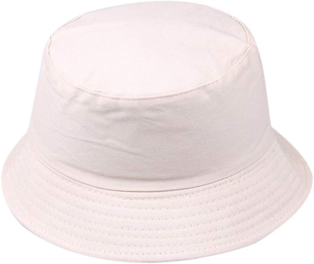 Danexwi Hat Bucket Summer Cool Bucket Hat Blue Heart Elegant Romantic Adjustable Fisherman Cap Hiking Fishing Picnic Caps for Students Boy