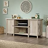 Sauder Costa Credenza in Chalked Chestnut