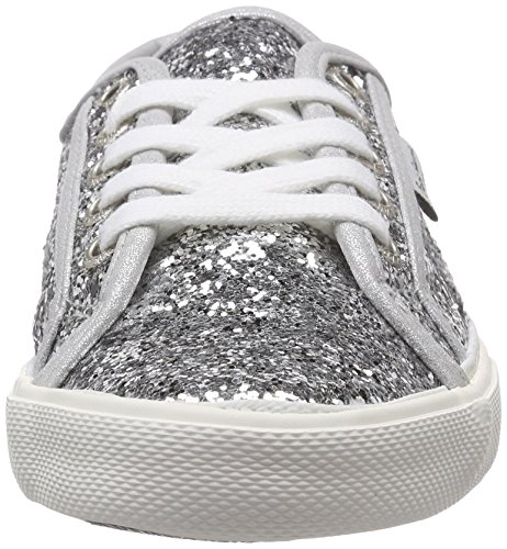 promo code add02 65491 Pepe Jeans Women's ABERLADY GLITTER PARTY Low-Top Sneakers ...
