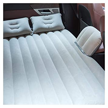 Amazon.com: WAOBE - Colchón hinchable para coche, asiento ...