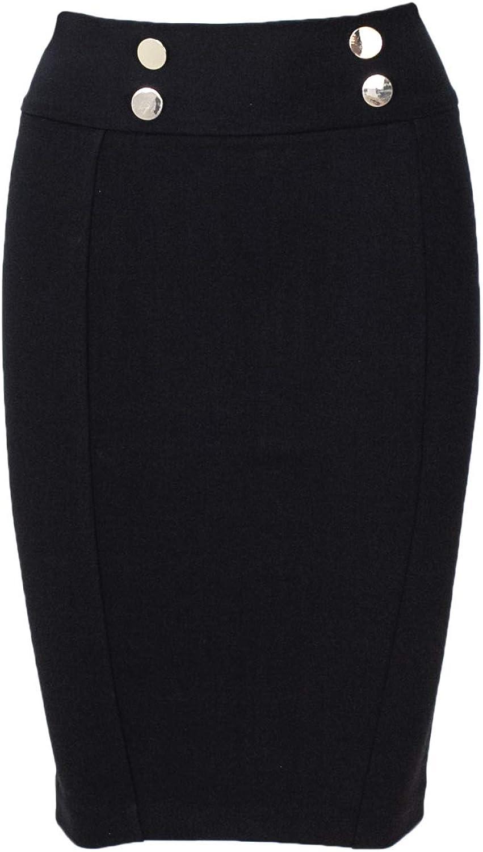 Guess - Falda - para mujer Negro X-Large: Amazon.es: Ropa y accesorios
