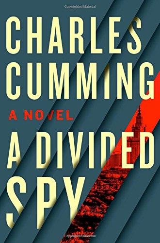 A Divided Spy: A Novel (Thomas Kell)