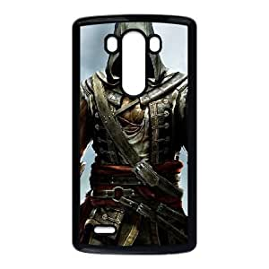 LG G3 phone cases Black Assassins Creed cell phone cases Beautiful gifts YWLS0475203