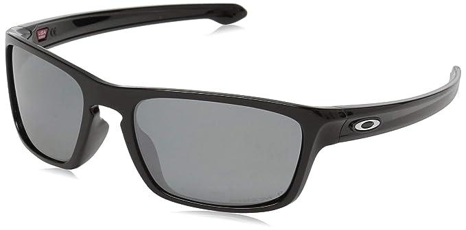 6c88eb6f4e Ray-Ban homme Sliver Stealth Montures de lunettes, Noir (Negro), 55 ...
