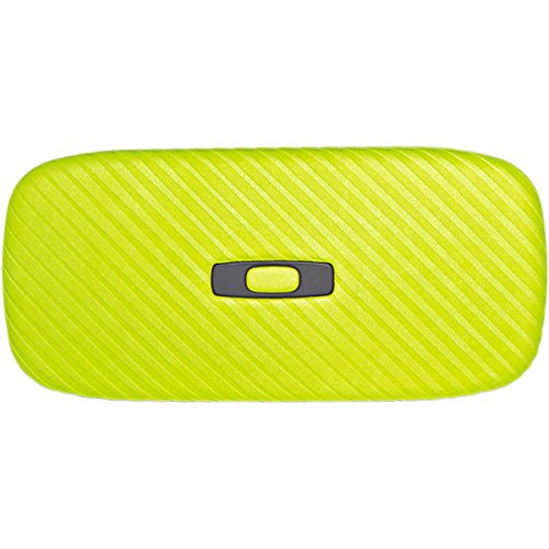 Oakley Square O Hard Adult Storage Case Sunglass Accessories - Neon Yellow/One ()