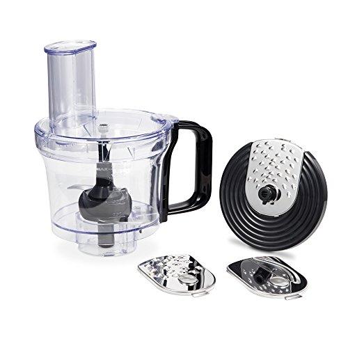 2.5 Litre (L) / 2.6 quart (qt.) Mini Size 4-in-1 Die-cast Tilt Head Stand Mixer with 4 Power Outlets (Food Processor)