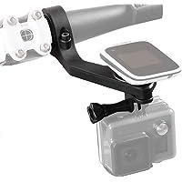 Andoer Fietshouder houder stuur computer-mount kit Out-Front Bike Mount Kit 25,4 mm / 31,8 mm voor Polar- M450 V650 GPS…
