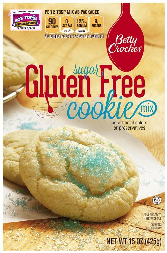 Betty Crocker Gluten Cookie Sugar product image