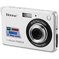 Bonna 21 mega pixels HD Digital Camera - Digital video...
