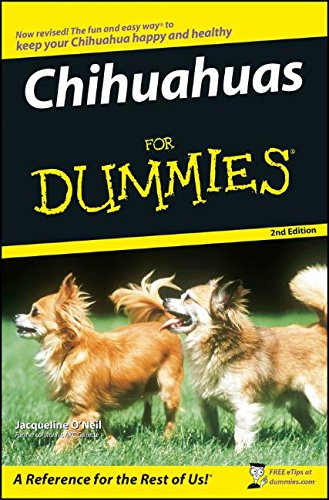 Chihuahuas Dummies Jacqueline ONeil product image
