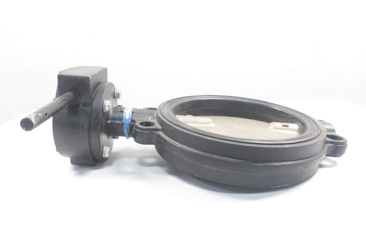 MILWAUKEE ML323B-00 Manual Wafer Butterfly Valve 200 10IN D659031