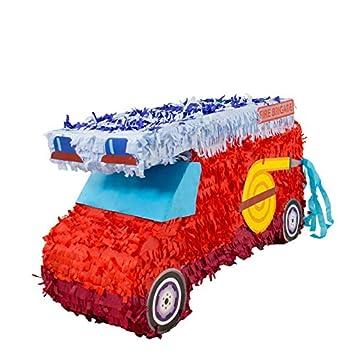 Folat 60933 - Pinata de bomberos Estupendo piñata para ...