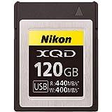 Nikon XQDメモリーカード ブラック 120GB MC-XQ120G