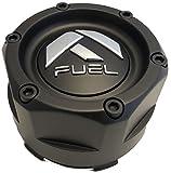 Fuel Wheels Matte Black Center Cap Set of ONE (1) # 1003-45MB