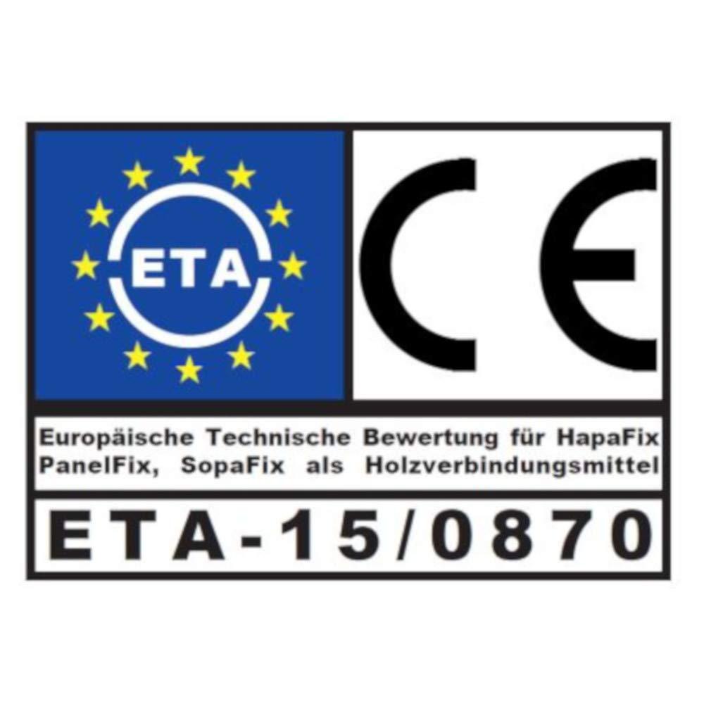 BLM Profi 200 St/ück Terrassenschrauben 4,5 x 70 TX20 Edelstahl C1 ETA CUT-Spitze