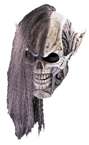 Rubie's Costume Co Necromancer Latex Mask (Necromancer Costume Halloween)